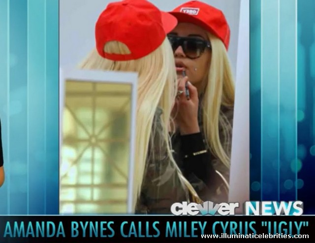 Amanda Bynes Cult of Saturn - Miley Cyrus Quetzalcoatl – subconscious connections