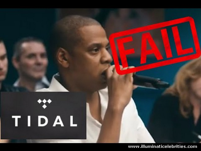 Jay-Z's TIDAL Illuminati Streaming Music Service Exposed