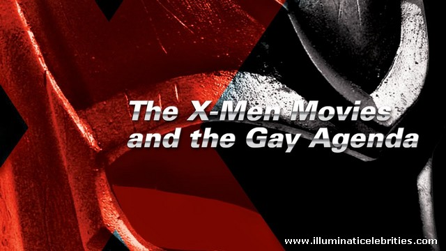 The X-Men Movies and the Gay Agenda