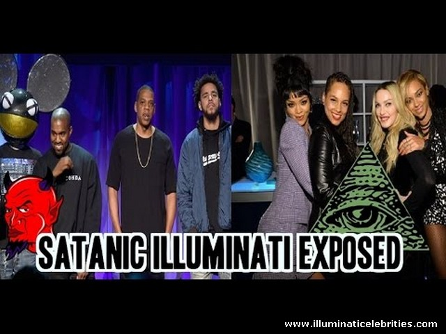 Tidal is a Satanic Illuminati Plan to make more $$$ Jay-Z, Beyonce, Kanye West & Others EXPOSED