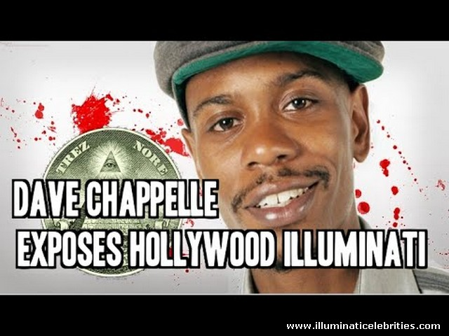 Dave Chappelle EXPOSES The Satanic Hollywood Illuminati Cult