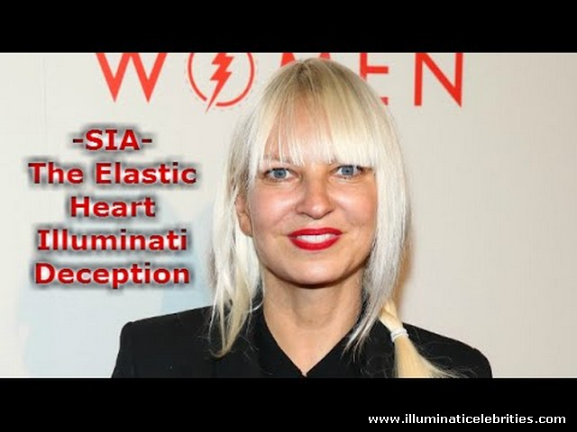 SIA Elastic Heart True Illuminati Meaning The announcing of the coming antichrist!