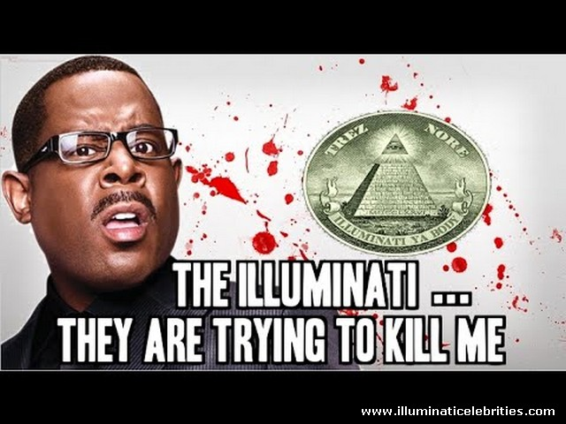 'THEY ARE TRYING TO KILL ME' Martin Lawrence EXPOSES Illuminati