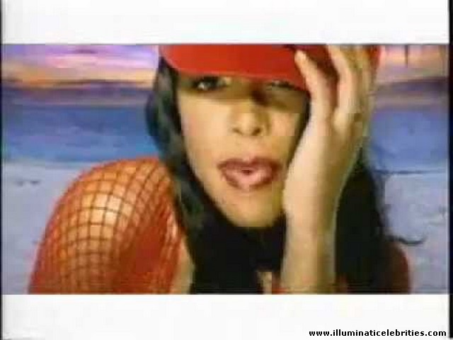 Aaliyah - Rock The Boat (SUBLIMINAL MESSAGES)