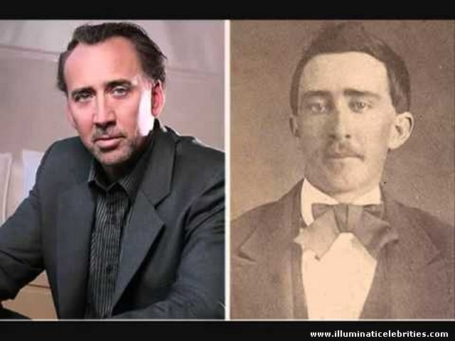 Proof That Nicolas Cage Sold His Soul For Immortality!!!!