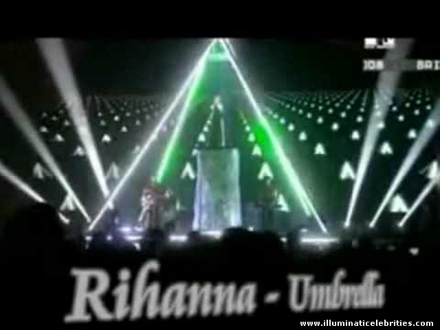 Rihanna - Exposed Satan Worship illuminati 2010