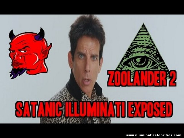 Zoolander 2 - Official Illuminati Satanic Trailer Mocking God EXPOSED!
