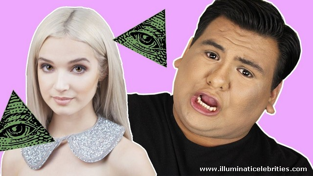 Reacting to Poppy, YouTube's Illuminati Queen!!!