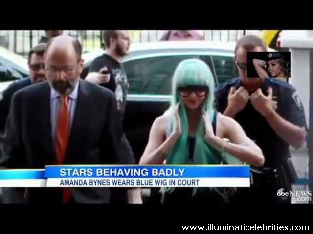 Amanda Bynes, Amanda Bynes Victim of Hollywood MK Ultra Illuminati Mind Control